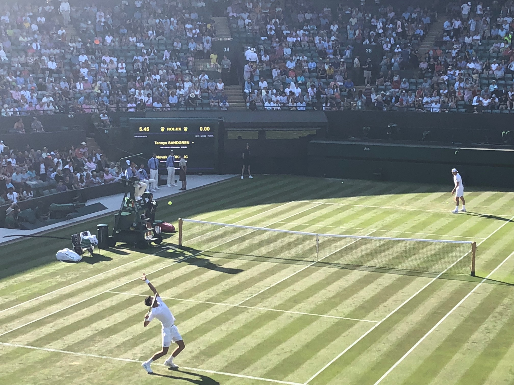 Wimbledon Court 1