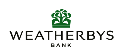 Weatherbys Bank logo